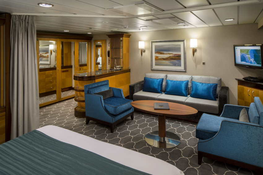 Majesty of the Seas, Grand Suite