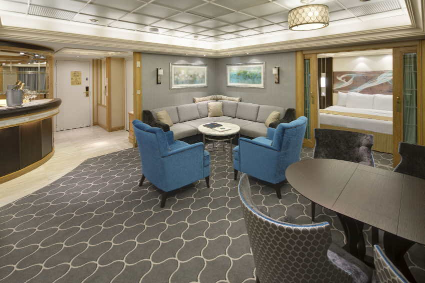 Majesty of the Seas, Royal Suite