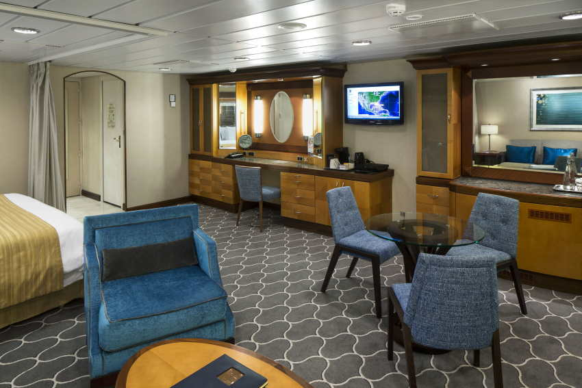 Majesty of the Seas, Owner Suite