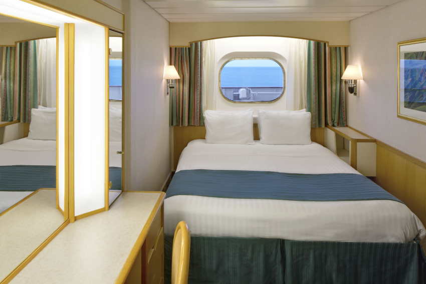 Majesty of the Seas, Ocean View Suite