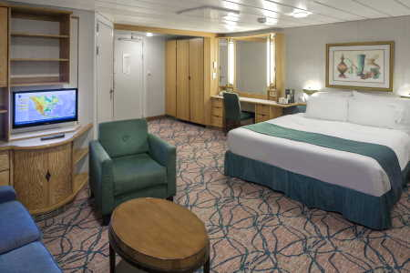Grandeur of the Seas, Junior Suite