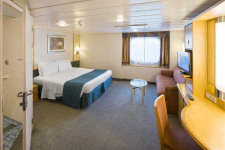 Enchantment of the Seas, Spacious Ocean View