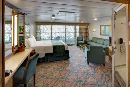 Enchantment of the Seas, Junior Suite