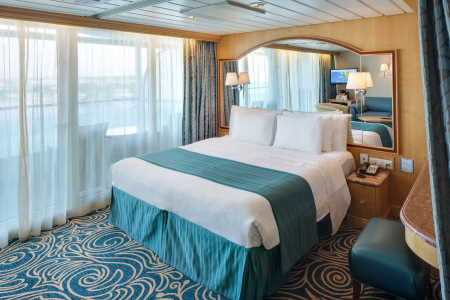 Enchantment of the Seas, Grand Suite