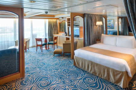 Enchantment of the Seas, Owner's Suite