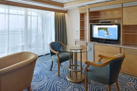 Rhapsody of the Seas, Owner's  Suite