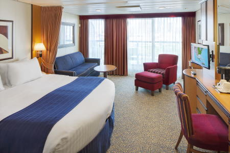 Brilliance of the Seas, Junior Suite