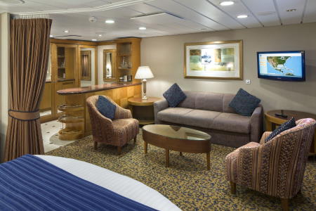 Brilliance of the Seas, Grand Suite