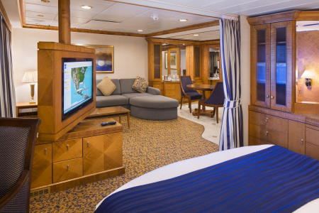 Brilliance of the Seas, Owner's Suite