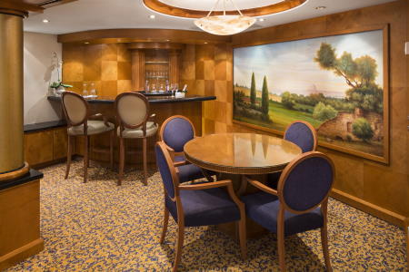 Brilliance of the Seas, Royal Suite